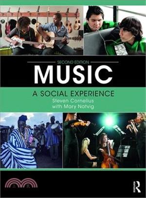 Music : a social experience
