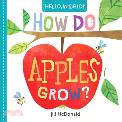 Hello World! How Do Apples Grow?
