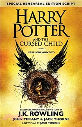 Harry Potter and the Cursed Child (英國版)(精裝本)