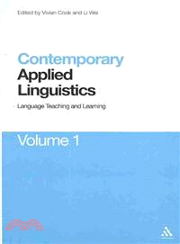 Contemporary Applied Linguistics—Language Teaching and Learning / Lanuage for the Real World