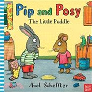 Pip and Posy: The Little Puddle (硬頁書)(英國版)