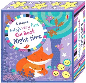 Baby's Very First Cot Book Night-time (布書 可做床圍)