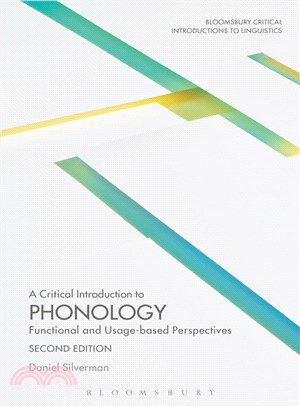 A critical introduction to phonology : functional and usage-based perspectives