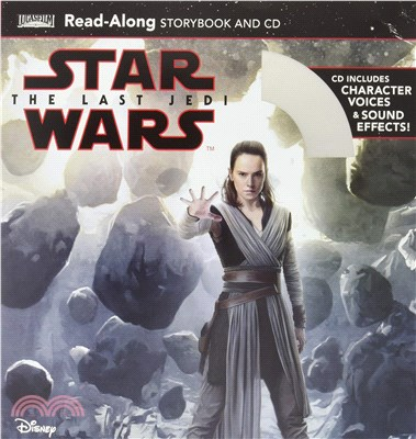 Star Wars - the Last Jedi (1平裝+1CD)