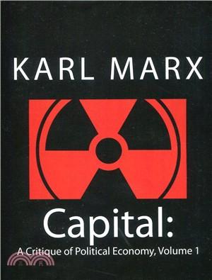 capital a critique of political economy