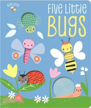 Five Little Bugs