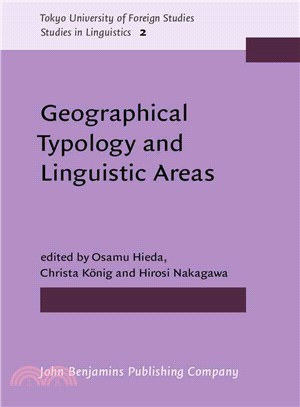 Geographical Typology and Linguistic Areas